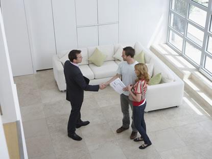 Vor unnötigen Besichtigungen schützt Sie der Immobilienmakler Ihres Vertrauens